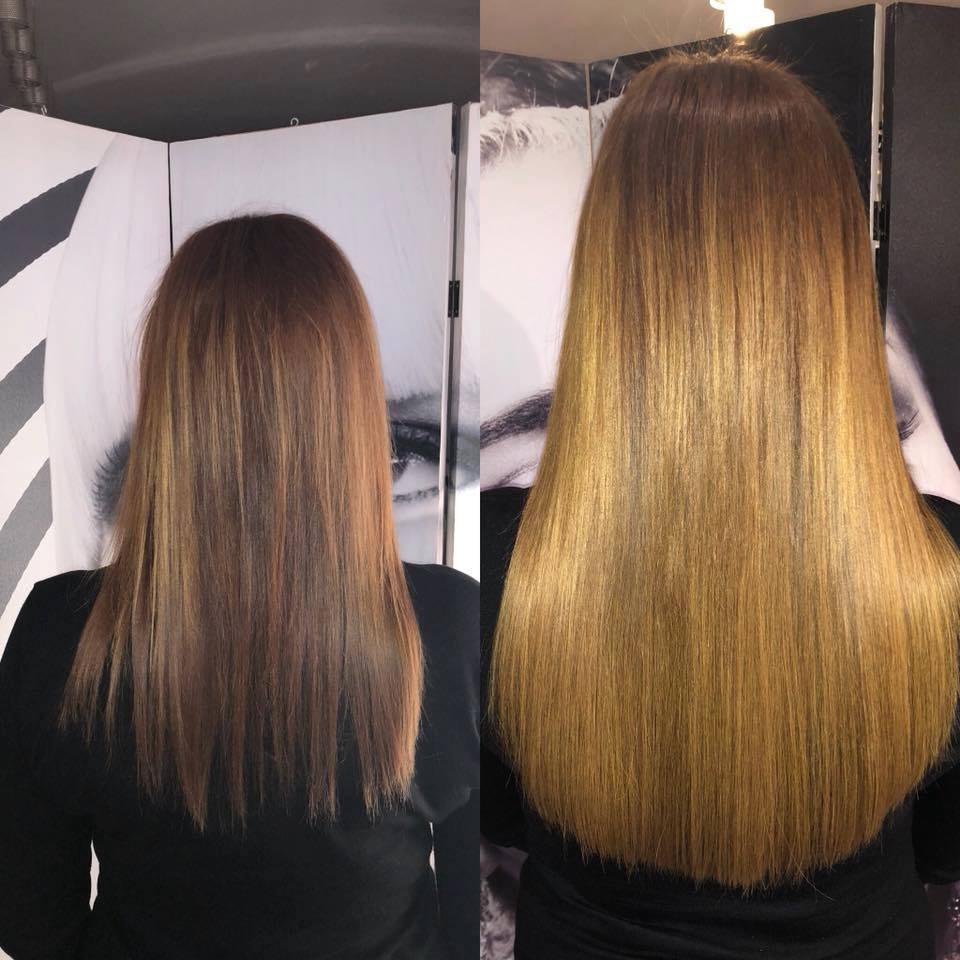 Extension cheveux a domicile cannes